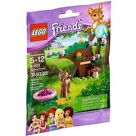 LEGO Friends 41023 Fawn's Forest