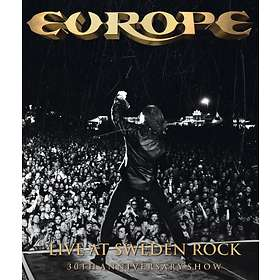 Europe: Live at Sweden Rock - 30th anniversary