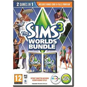 The Sims 3: Worlds Bundle  (Expansion) (PC)