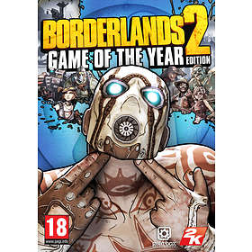 Borderlands 2 - Game of the Year Edition (PC)