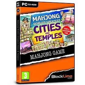 World's Greatest Cities and Temples Mahjong (PC)