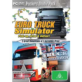 Truckers Double Pack: Euro Truck and UK Truck
