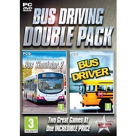 Bus Driving Double Pack: Bus Simulator and Bus Driver (PC)