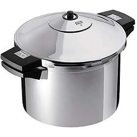 Kuhn Rikon Duromatic Top Pressure Cooker 22cm 6L (side grips)