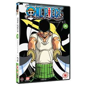 One Piece (Uncut) Collection 2 (Episodes 27-53)