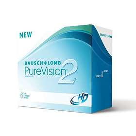 Bausch & Lomb PureVision 2 (6-pakning)