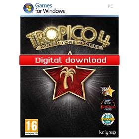 Tropico 4 - Collector's Bundle (PC)