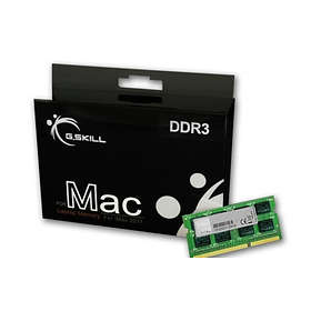 G.Skill SQ SO-DIMM DDR3 1333MHz Apple 4x8GB (FA-1333C9Q-32GSQ)