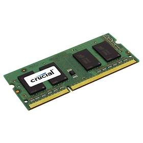 Crucial SO-DIMM DDR3 1333MHz Apple 4GB (CT4G3S1339MCEU)