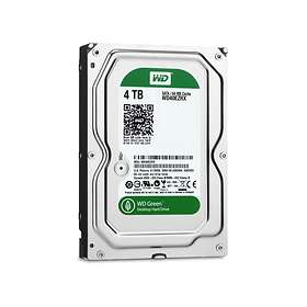 WD Green WD40EZRX 64Mo 4To