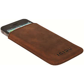 ICIDU Leather Pouch for iPhone 4/4S