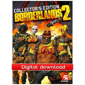 Borderlands 2: Collector's Edition Pack (PC)