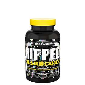 Chained Nutrition Ripped Hardcore 60 Kapslar