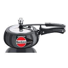 Hawkins Cookers Contra Hard Anodised Pressure Cooker 2L