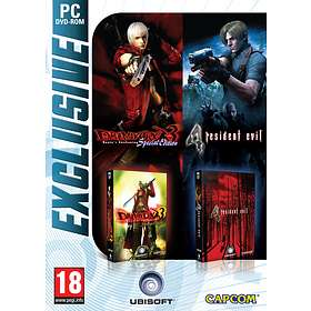 Devil May Cry 3 + Resident Evil 4 Combo Pack (PC)