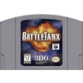 BattleTanx (USA) (N64)