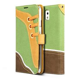 Zenus Sneakers Diary for Samsung Galaxy Note 3
