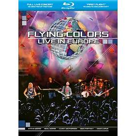 Flying Colors - Live in Europe (US)