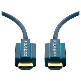 ClickTronic Casual Active HDMI - HDMI High Speed with Ethernet 25m