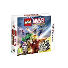 LEGO Marvel Super Heroes - Iron Patriot Edition (3DS)