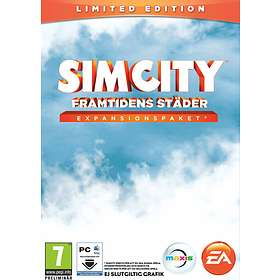 SimCity: Cities of Tomorrow - Limited Edition (Expansion) (PC)
