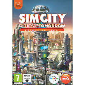 SimCity: Cities of Tomorrow (Expansion) (PC)