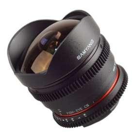 Samyang CS II 8/3,8 VDSLR Fisheye for Sony A