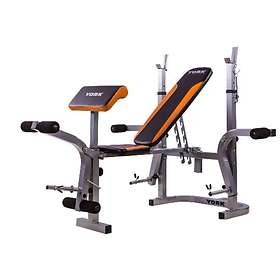 York Fitness 545 Weight Bench