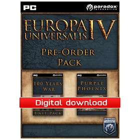 Europa Universalis IV: Pre-Order Pack (Expansion) (PC)