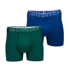 Frank Dandy Solid Boxer 2-Pack