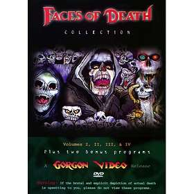 Faces of Death Collection Box