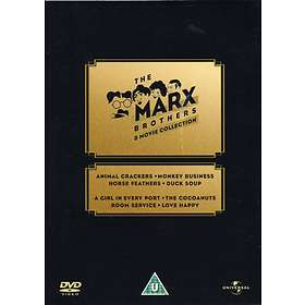 Marx Brothers - 8 Movie Collection (8-Disc)