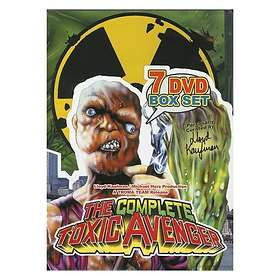 The Complete Toxic Avenger (7-Disc) (US)