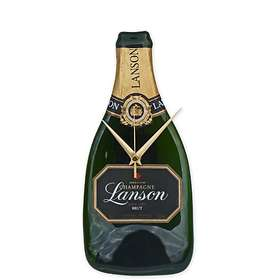 BottleClocks Lanson Black Champagne