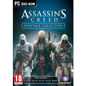 Assassin's Creed - Heritage Collection (PC)