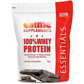 EatMe Supplements 100% Whey Protein 1kg