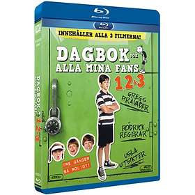Diary of a Wimpy Kid 1-3 - Box