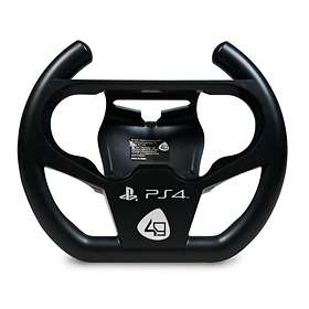4Gamers Compact Racing Wheel (PS4)