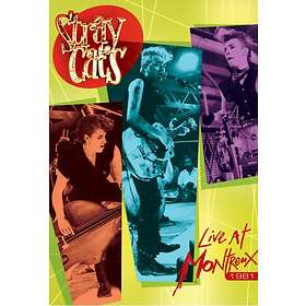 Stray Cats - Live at Montreaux