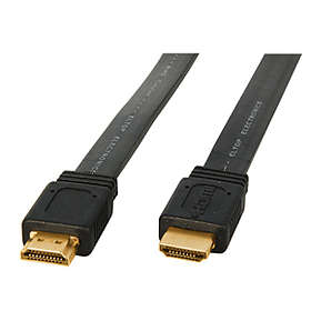 Lindy Flat HDMI - HDMI High Speed 1m