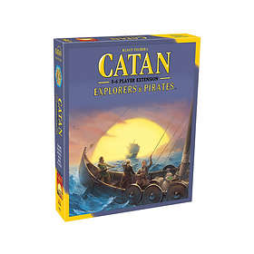 Mayfair Games Settlers of Catan: Explorers & Pirates 5-6 Players (exp.)
