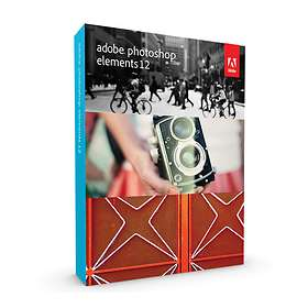 Adobe Photoshop Elements 12 Win/Mac Eng