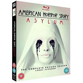 American Horror Story - Season 2 - Asylum (UK)
