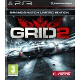 GRID 2 - Brands Hatch Edition (PS3)