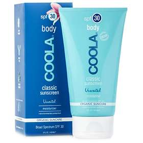 Coola Classic Unscented Body Sunscreen SPF30 148ml