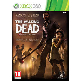 The Walking Dead: The Game - Game of the Year Edition (Xbox 360)