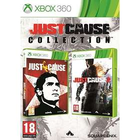 Just Cause 1 + 2 - Double Pack Edition