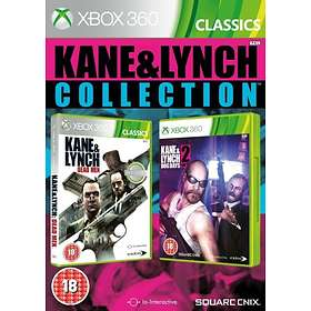 Kane & Lynch 1 + 2 - Double Pack Edition (Xbox 360)