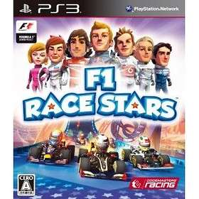 F1 Race Stars - Valencia Street Circuit Exclusive Edition (PS3)