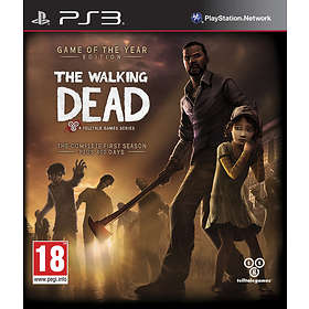 The Walking Dead: The Game - Game of the Year Edition (PS3)